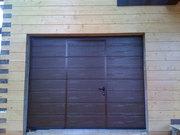 Секционные гаражные автоматические ворота Симферополь,  Крым. - foto 1