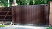 Въездные ворота откатные,  распашные,  сдвижные автоматические ворота. - foto 0