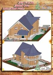 Построить рубленый дом канадской рубки 171 м² в Крыму - foto 2