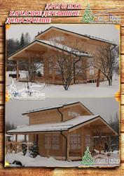 Построить дачный дом по каркасной технологии 80 м² в Крыму - foto 2